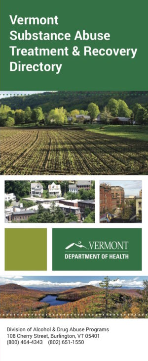 Vermont Treatment & Recovery Directory