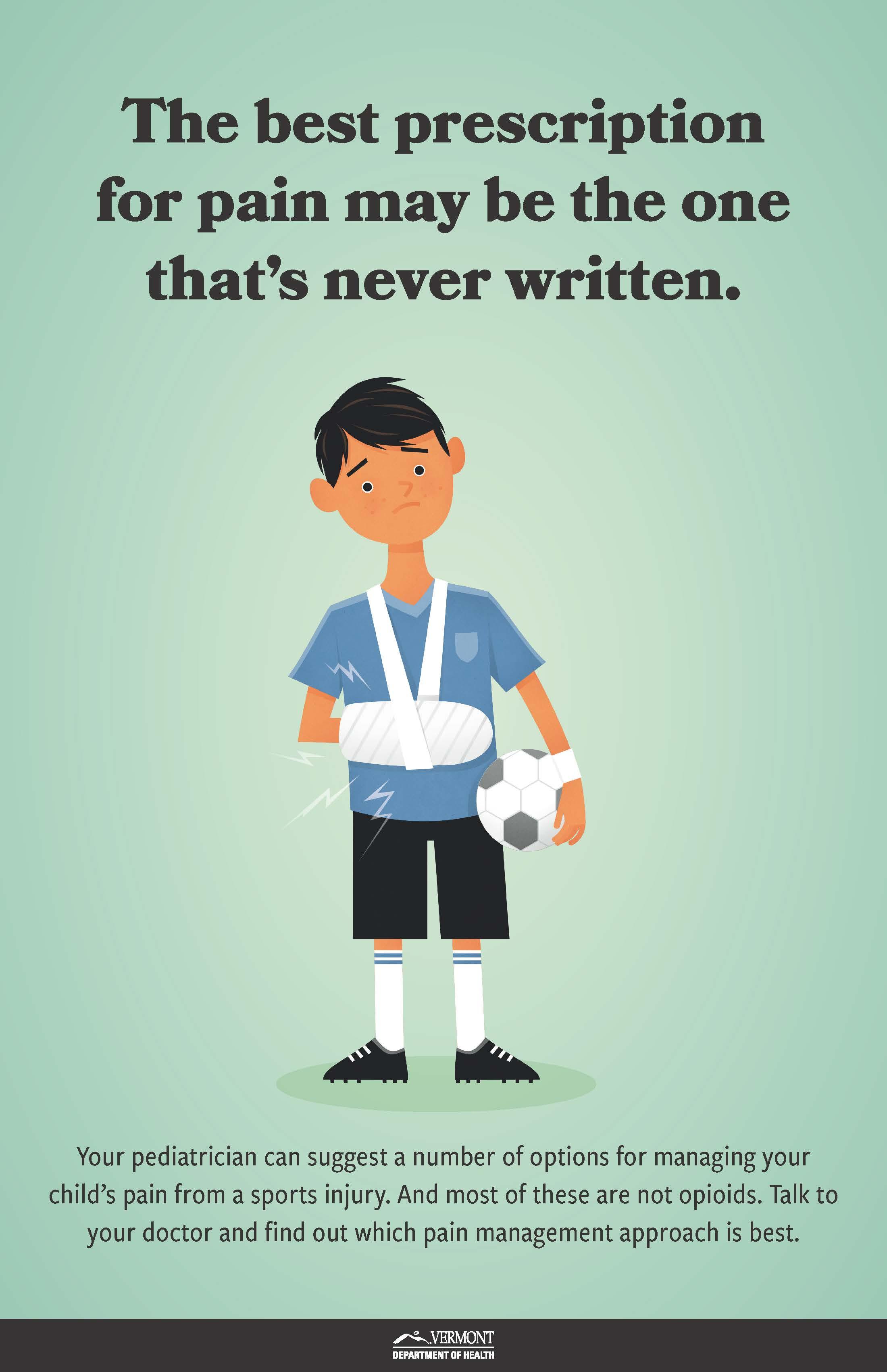 Prescriber Poster - Pediatrician